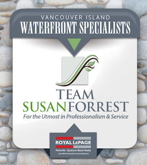 Waterfront for Sale Parksville Qualicum Susan Forrest Realtor