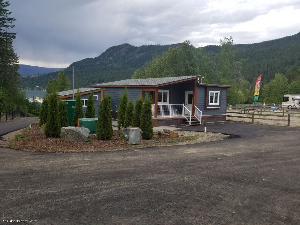 Affordable Waterfront RV Lots and Waterfront Cottage Homes Now Available
