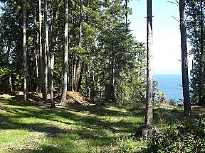 SOLD!! 27+ Acres of Forested Oceanfront